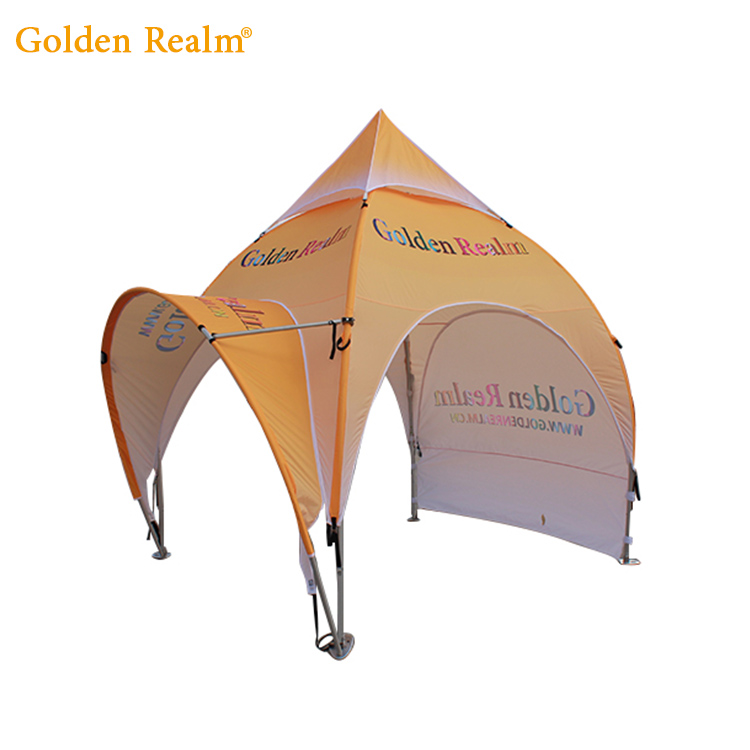 Advertising Spider Arch Tent with Poly Fabric for Party/Outdoor Waterproof Awning Tent Dome Canopy