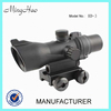 Minghao 1x24mm russian military optic sight rifle scope air gun instrument