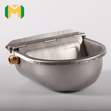 Stainless steel automatic cow cattle water bowl