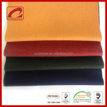 Stock MOQ 50m cashmere wool blended high quality fabric for hot sale
