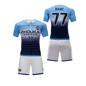 thailand custom youth soccer jersey sublimation kids team training football kit