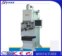 CNC Hydraulic press machine widly application electronic and automobile industry the metale tamping ,punching ,