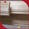 White primer coated door jamb and window casing moulding / brick moulding