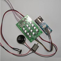 Fingerprint lock password lock circuit design circuit boards to touch the development of embedded IDIC card access control manuf