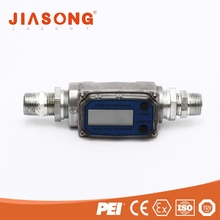 Hot sell 9000hours power WLL1 sensor water flow meter