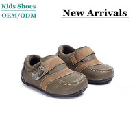 Asian factory custom toddler infants orthopedic shoes soft light kids shoes