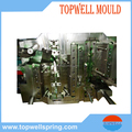 Professional plastic mold injection molding& plastic topped trolley molding and plastic top round dining table molding