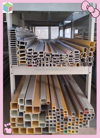 Chemical corrosion and dimension stablely frp pultrusion profiles