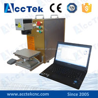 Good quality fiber laser marking machine , portable fiber laser machine, laser marking machine for sale