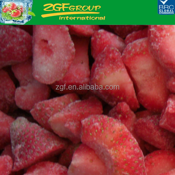 health chinese frozen organic fresh egyptian strawberry have a good sale in carton