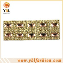 factory fast supplier special new price rhinestone trimming