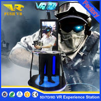 2016 newest 9d vr FTG Fighting Game CS counter strike indoor