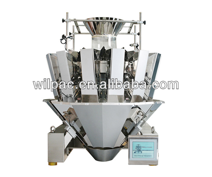 potato chips 14 heads Multihead weigher
