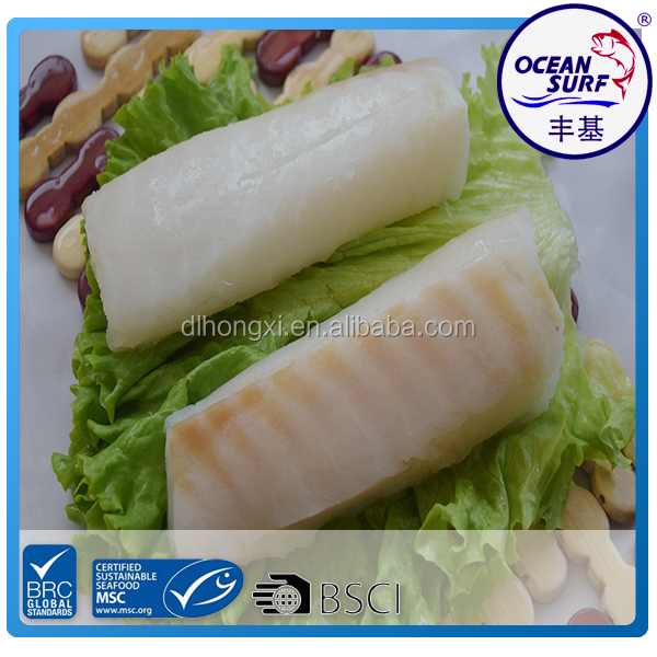 Pacific Frozen Cod Fillet Fish Price