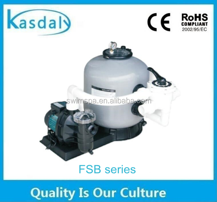 circulation pump and sand filter equipment product fiberglass swimming pool sand filter pump