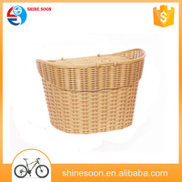 Bike Bicycle Front Basket picnic bike basket collection bicycle basket with cover