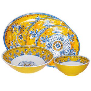 Unbreakable Dinner Sets Melamine Tableware for Restaurant