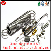 Customized steel helical spring,wall bed spring,suspension spring,ISO9001/RoHS