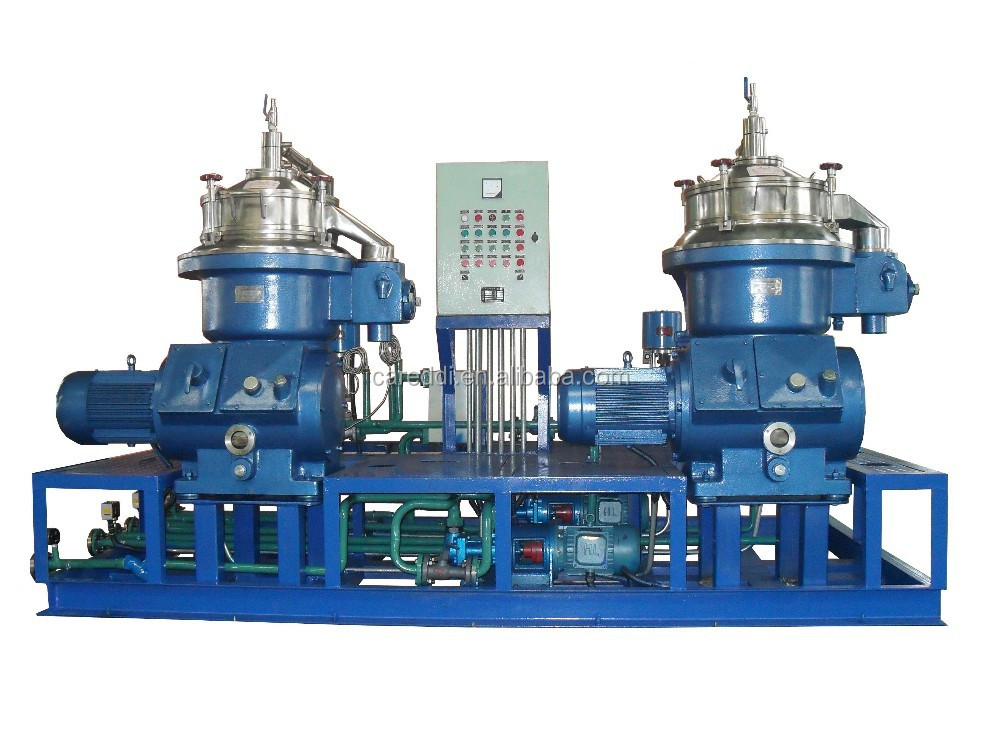 High quality waste oil separator centrifuge separator alfa laval separator
