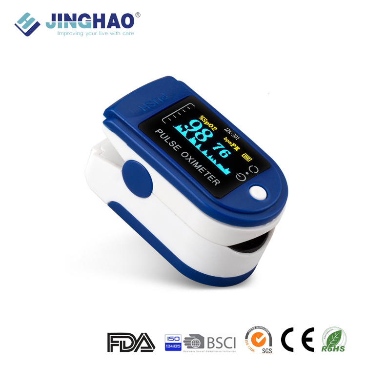 China Factory Cheap Adult Pediatric Tabletop Pulse Oximeter