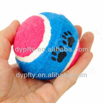 Tennis ball promotional itme