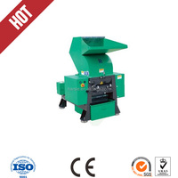 industrial home plastic crusher/shredder/waste plastic crusher recycling machine