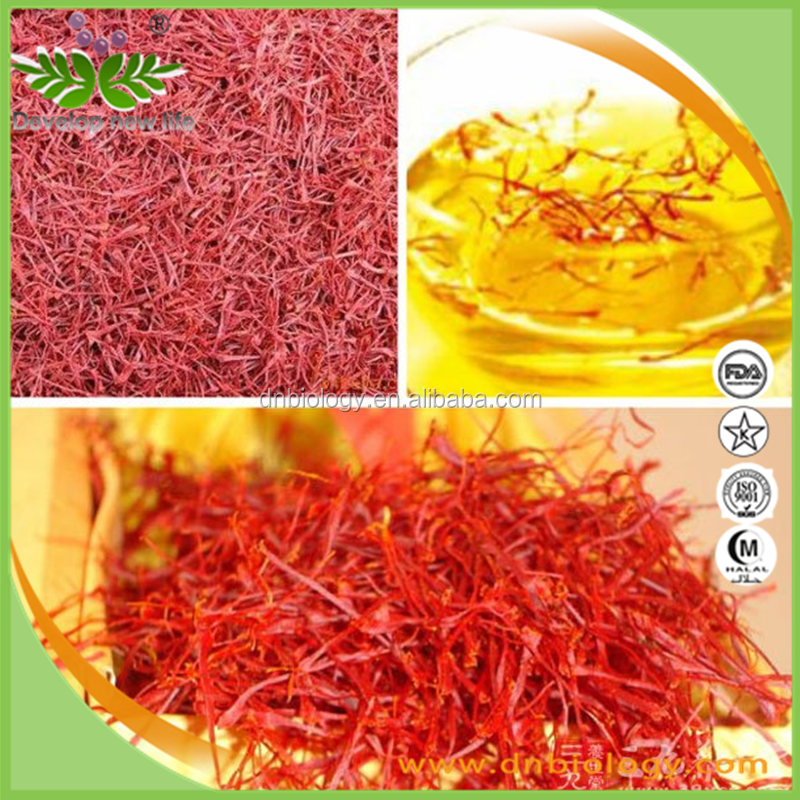 Safflower Extract Powder,Safflower Carthamus Extract with 5% Crocin