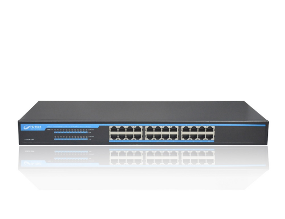 hot sale network switch 24 port gigabit ethernet switch