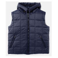 Latest alibaba autumn winter polar fleece custom Mens Vest Padded Jackets