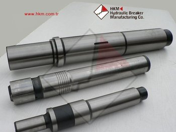 Piston For Hydraulic Breaker