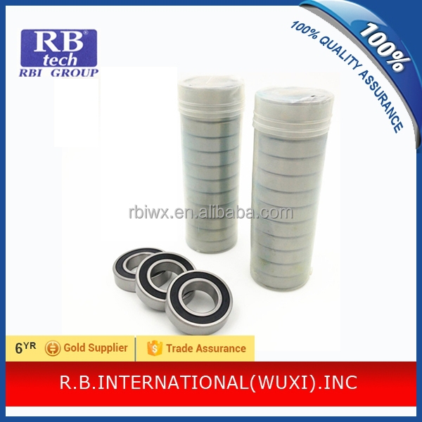 International Brand RB TECH Deep Groove Ball Bearing 6005 wheel bearing for automobile parts