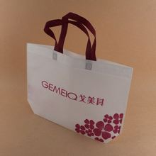 Most popular custom design recycle pet non woven bag rpet non woven tote bags