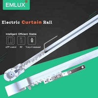 window blind electric curtain motor/ DIY Electric Curtain