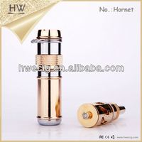 Hongwei wholesale hornet mod vapormate e cig pinoy mechanical mods