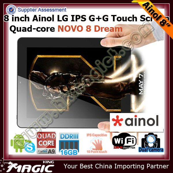 8 inch antenas wifi para tablet android - Ainol Novo 8 Dream