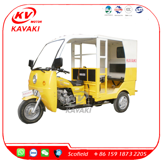 KAVAKI 200CC Bajaj Tricycle/ Tuk Tuk Bajaj India/ Bajaj Three Wheeler