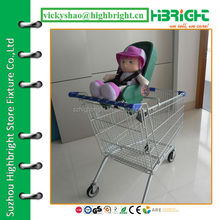 comfortable PET lying seat for babies shopping trolley equipment