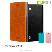 2016 New MOFi Case Cover for vivo Y13 Mobile Phone , Luxury PU Leather Housing for BBK vivo Y13 Case