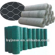 hexagonal wire mesh for stone cage netting
