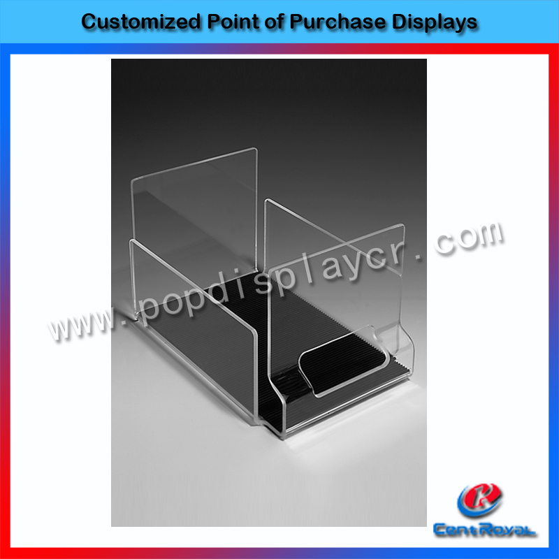 2017 China cheap price high quality acrylic display case wholesale