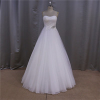 Hot Selling Bridal under 100 dollar outdoor casual wedding dresses