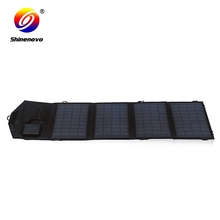 Super September 14w customized solar powered phone charger for mobile