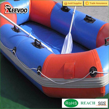 Super quality ocean kayak Cheap rigid inflatable plastic canoe boat