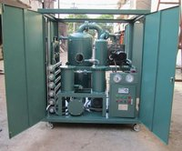 Transformer Oil Dehydrator Unit, Oil Separatio, Oil Degassing System
