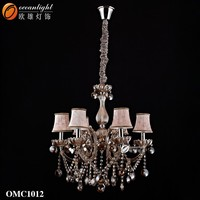 Chandelier light on chandelier chandelier ring OMC1012W