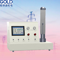 Textile or Plastic Limited Oxygen Index LOI Testing ISO4589-2 Tester