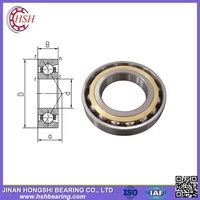 Taiwan Good Quality and Highest Function Angular Contact Ball and Socket Bearing