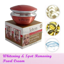 Top selling spot removal pearl cream crystal white fair glow cream