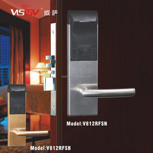 V812 Wireless Smart RFID Hotel Door Lock,electronic door lock