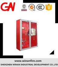HIGH QUALITY Outside Fire Foam Hydrant Box OR Tunnel Fire Cabinet for Hose Reel